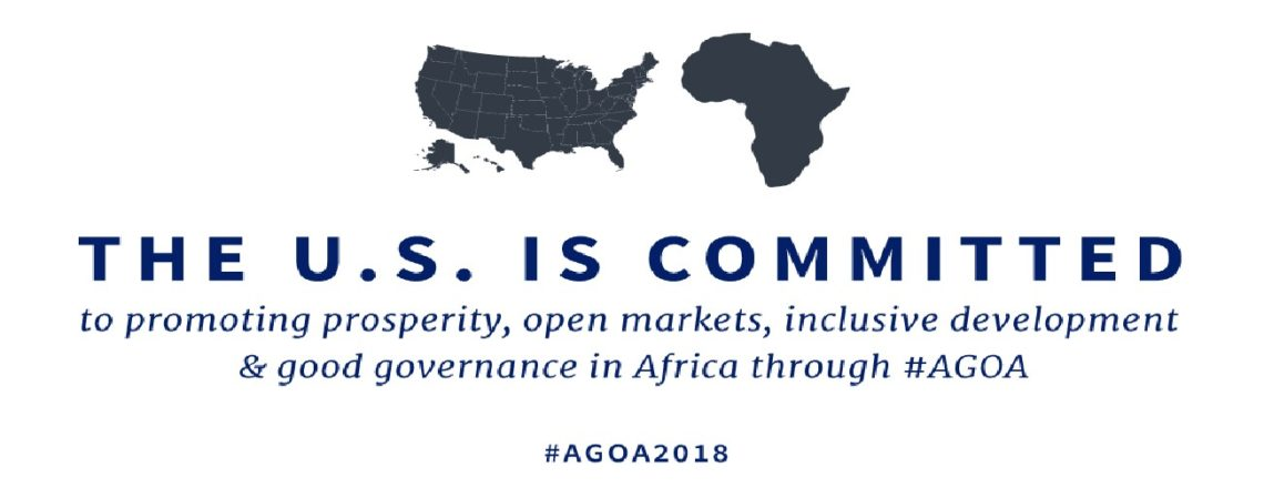 Remarks at the AGOA Forum