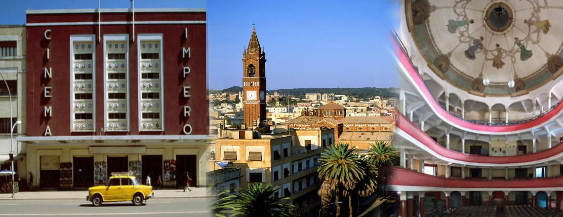 Asmara: a Modernist City of Africa