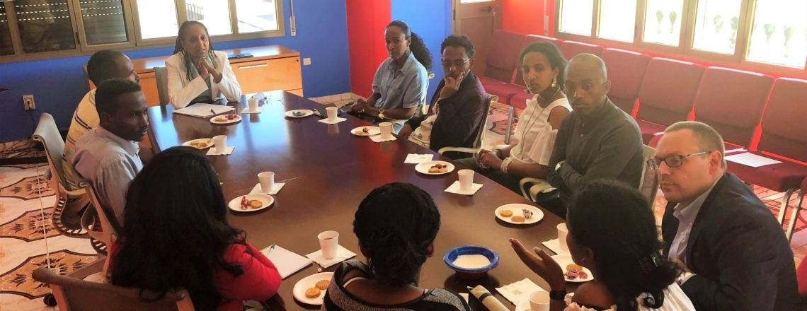 U.S. Deputy Assistant Secretary for African Affairs, Amb. Makila James, visited Eritrea